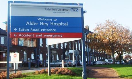Alder Hey Children's NHS Foundation Trust