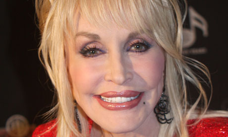 dolly parton had a cool announcement yesterday morning she is