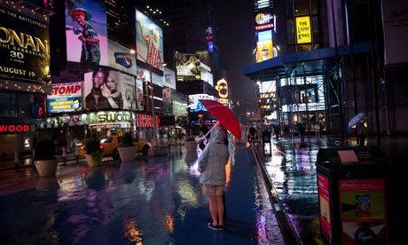 Manhattan's Times Square