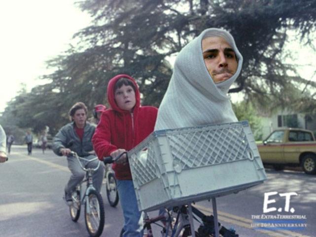 Инопланетянин E.T. the Extra-Terrestrial, 1982.