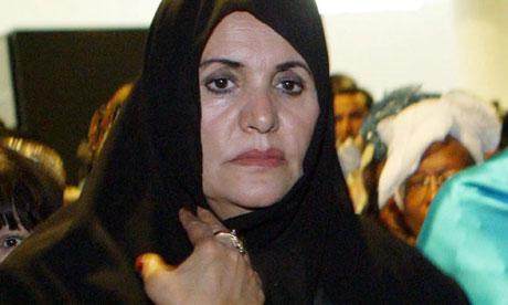 Safia Gaddafi