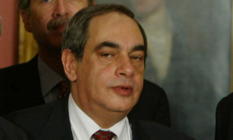 Former Palestinian diplomat Afif Safieh