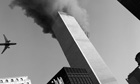 After 9/11: Plane Flying into World Trade Center
