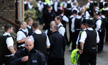 Police budget cuts