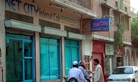 Pakistan Internet Cafe http://www.guardian.co.uk/world/2011/aug/30/pakistan-bans-encryption-software