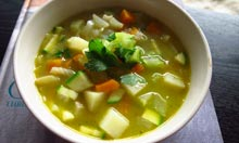 Angela Hartnett's recipe minestrone