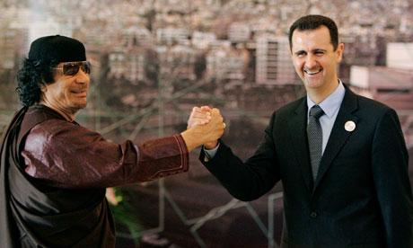 EUA dizem que existe consenso contra presidente da Síria