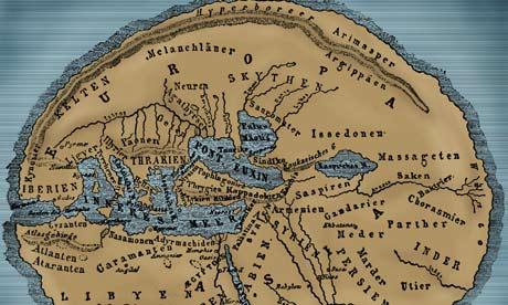 Herodotus map