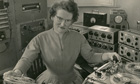 Daphne Oram pictured in 1962.