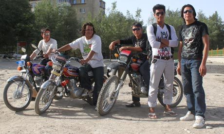 Kabul street style