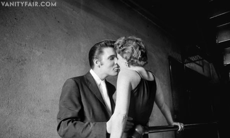 Elvis's mystery blonde in classic 1950s photograph The Kiss identified
