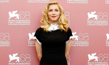 Madonna-regi på film om skandaløs kjærlighet, filmen heter «W.E.»! thumbnail