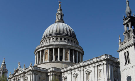 Thousands attended a 'remembering with hope' service at St Paul's cathedral