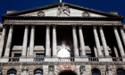 Financial reforms Bank of England