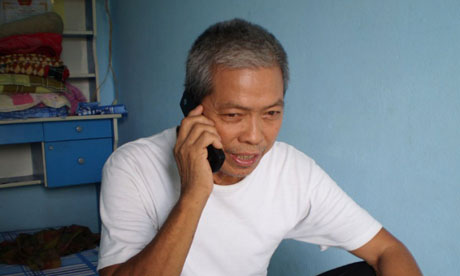 Truong Van Suong died in prison after serving over 33 years as a political prisoner (Photo Courtesy of The Guardian).