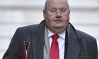Eric Pickles at Downing Street