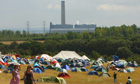 Kingsnorth Camp for Climate Action 2008