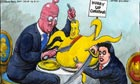 14.09.11: Steve Bell on the boundary changes to England's parliamentary constituencies