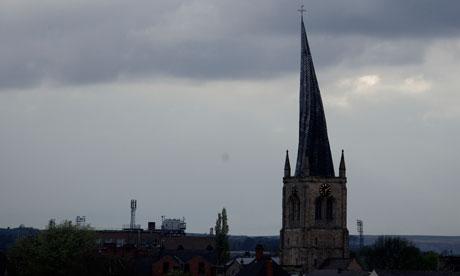 Chesterfield church.