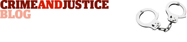Crime and justice blog badge
