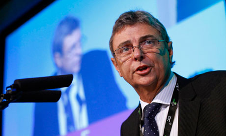 Dave Prentis, secretary general of Unison