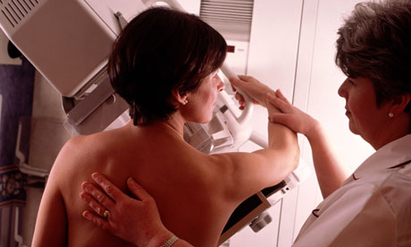 Rise in breast cancer in poor nations