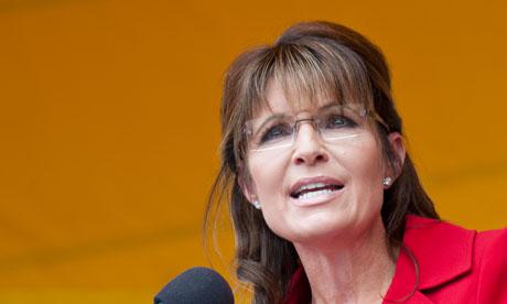 USA - Politics - Sarah Palin at Tea Party Rally in New Hampshire