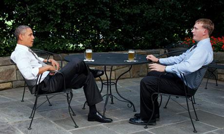 Barack Obama and Dakota Meyer