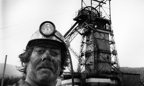 Coal Miner, South Wales