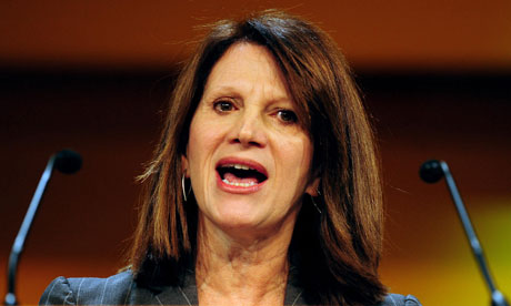 Lib Dem equality minister Lynne Featherstone at the party conference