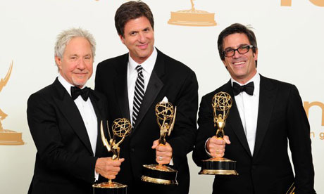 emmy winners 2001