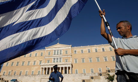 Taxista griego