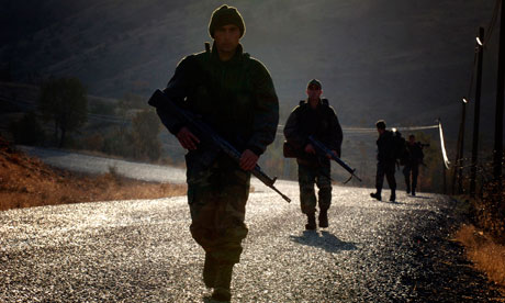 Turkish commandos