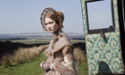 Mia Wasikowska in Jane Eyre.