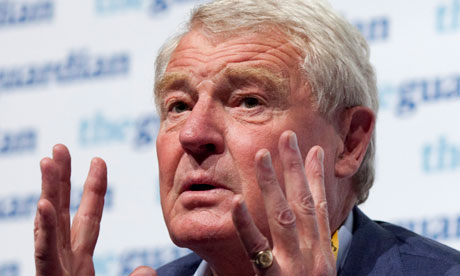 Paddy Ashdown says 'discontinuities' may require 'terrifying adjustment' to global structures
