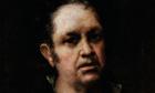Self-Portrait by Francisco Jose de Goya y Lucientes