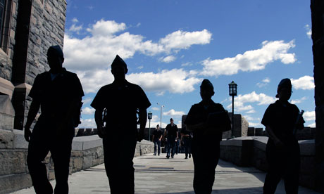 Gay and lesbian servicemembers filed suit in federal court on Thursday.