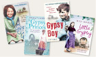 Some of the bestselling Gypsy memoirs.