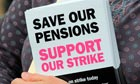 Headteachers set to strike over pensions