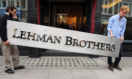 lehman brothers bankruptcy of 2008 Bankruptcy on september 15, 2008, while its subsidiaries  notes: e exhibit  shows the bankruptcy process for lehman brothers and its a liates lbhi is  lehman.