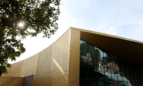 Firstsite, Colchester set to open