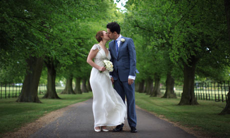Labour Party Leader Ed Miliband Marries Justine Thornton