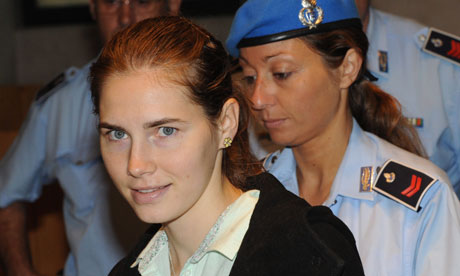 Amanda Knox should be sentenced to life, say prosecutors