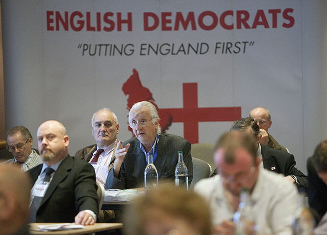 English democrats  003 Could the English Democrats become Electorally Credible?