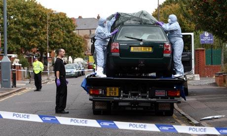 Terror arrest in Birmingham