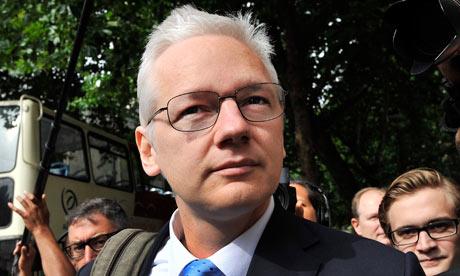 autobiography of julian assange