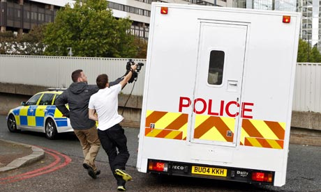 Six men charged with terrorism offences