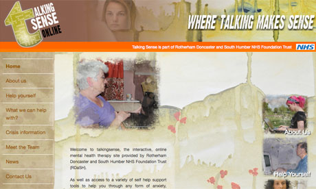 Talkingsense.org, an online mental health clinic