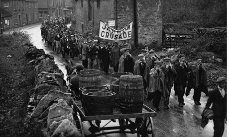 Jarrow Crusade Protest March