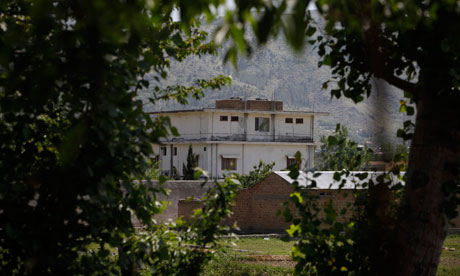 Bin Laden's Abbottabad compound